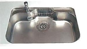 中華鍋も洗えるワイドなグルメシンク