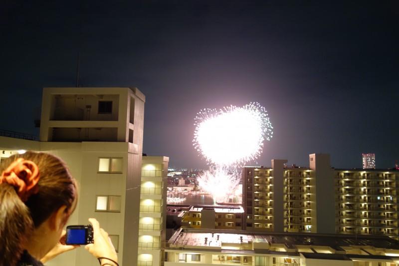 No.205 船橋親水公園花火大会