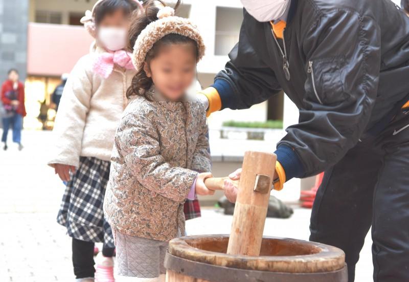 No.275 餅つき大会