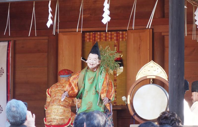 No.280 船橋大神宮の節分祭