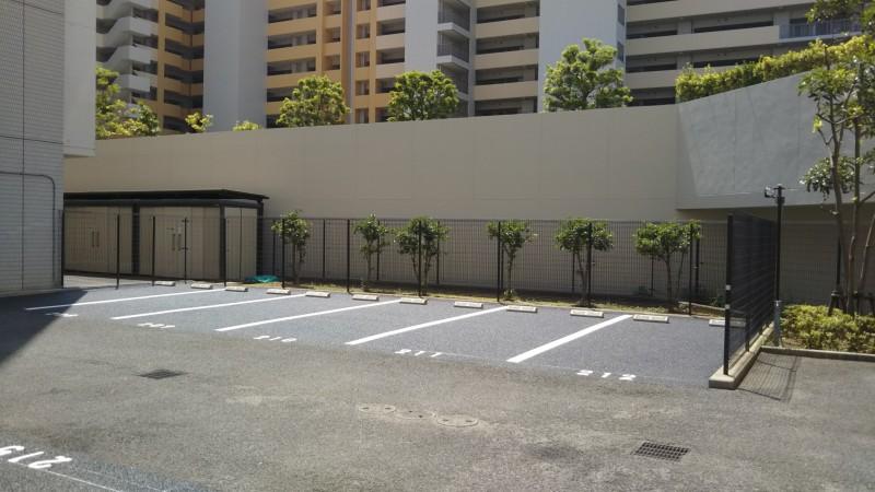 No.322 平置き駐車場完成!